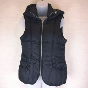Hurley Vest w/ Removable Hood! 💋